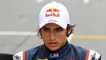 Toro Rosso nimmt mit Sainz einen weiteren Rookie unter Vertrag