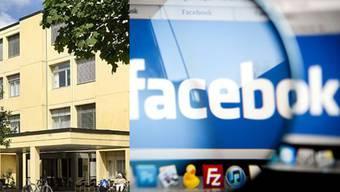 Pfelgezentrum Reusspark setzt auf Facebook
