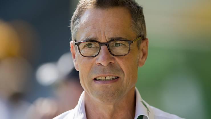 Unter Präsident Matthias Hüppi hat sich beim FC St. Gallen einige verändert