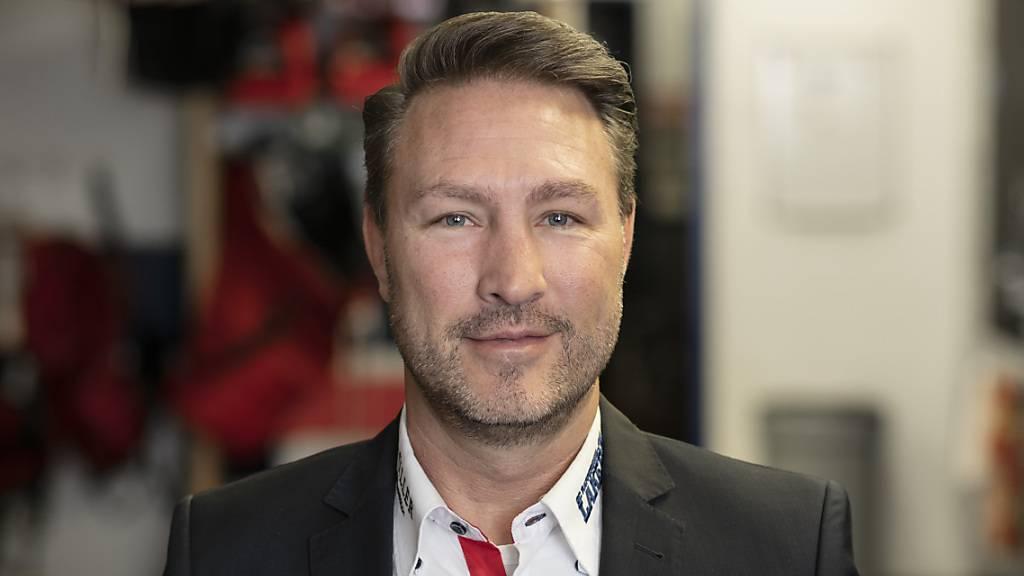 Jeff Tomlinson neuer Coach von Kloten