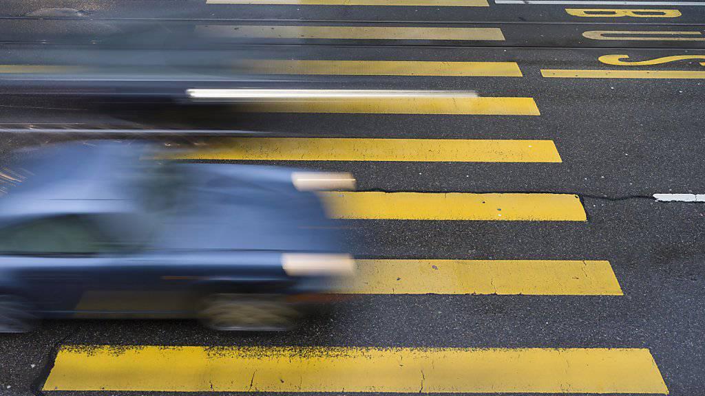 Müdigkeit ist Grund von 10 bis 20 Prozent aller Verkehrsunfälle