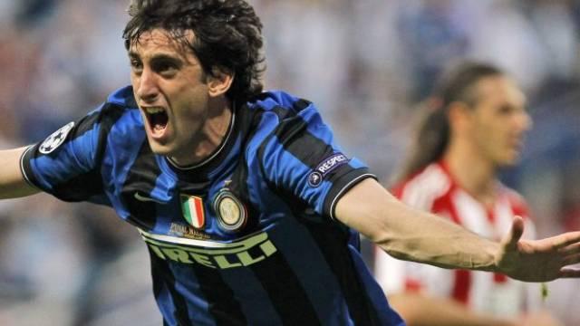 Diego Milito mit zwei Toren Matchwinner