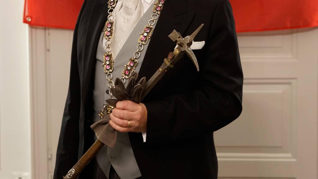 Fritschivater 2016: Josef Kreyenbühl