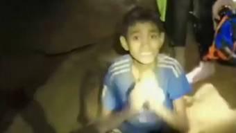 Die Video-Botschaft der Kinder.