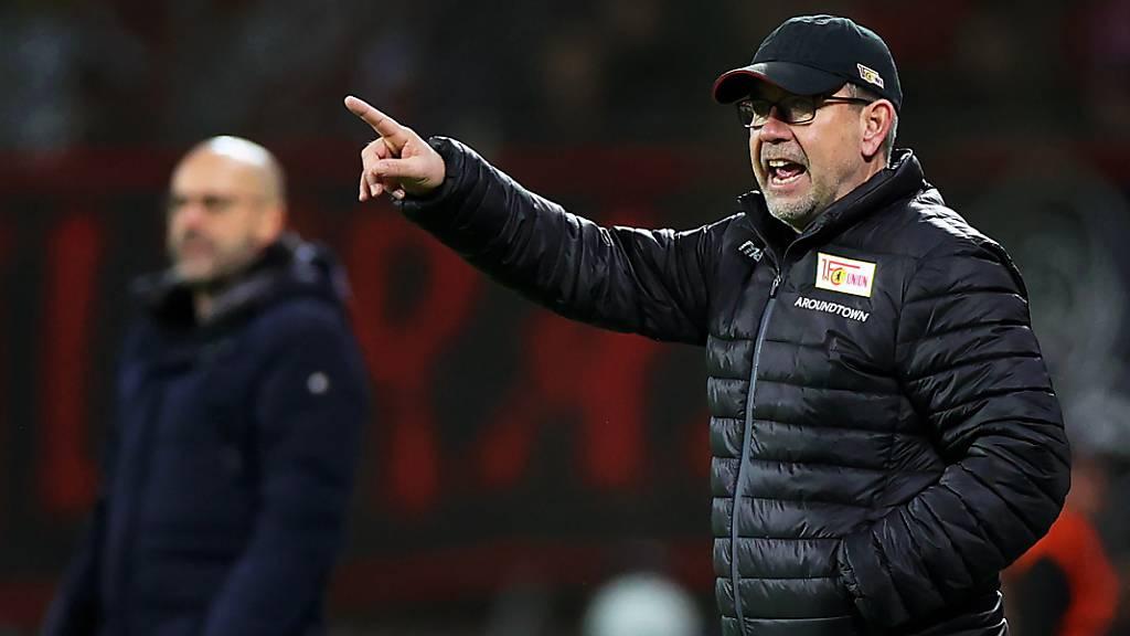 Union Berlin verpasst den Cup-Halbfinal knapp