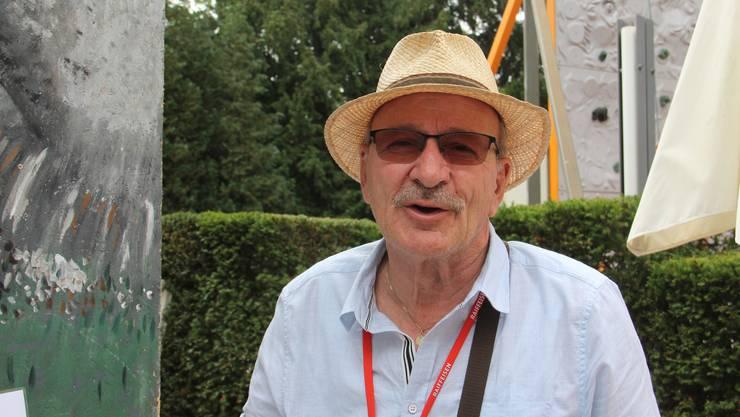 Bruno Frei, 70, aus Hausen