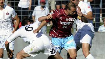 Mauro Lustrinelli kämpft mit Bellinzona gegen den Abstieg