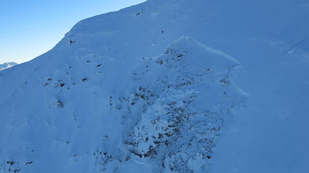 Traurige Gewissheit nach einem Tag: Der vermisste Skitourengänger ist tot.