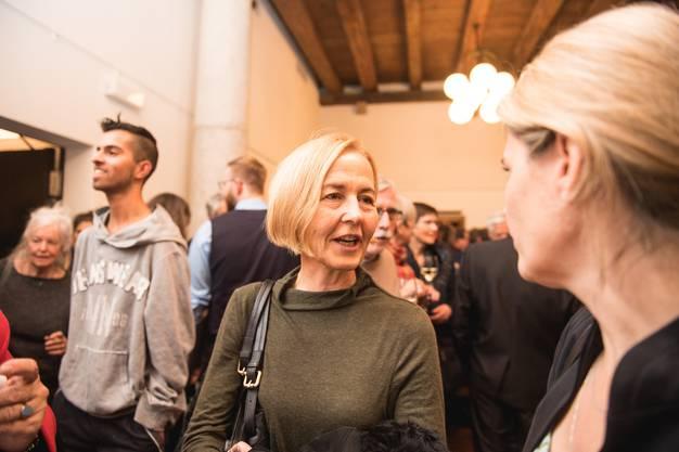 Regierungsrätin Susanne Schaffner