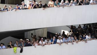 Das Formel-E-Rennen im Sommer in Zürich war einer der Grossanlässe, an welchen die SBB zahlreiche Reisenden transportierte.