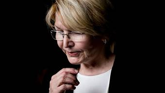 Die abgesetzte Ex-Generalstaatsanwältin Venezuelas, Luisa Ortega Diaz, würde nach ihrer Flucht nach Kolumbien von der kolumbianischen Regierung politisches Asyl erhalten. (Archivbild)