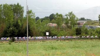 Das Giro-Feld: Wo ist das Maglia Rosa?