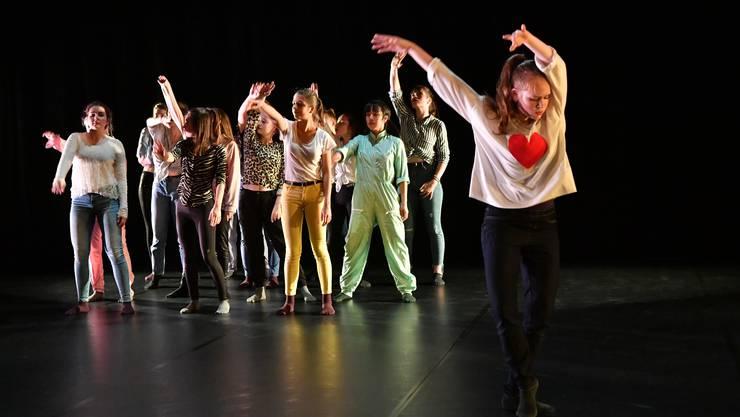 Die Tanztage Olten gehören ins kulturelle Jahresprogramm der Stadt.
