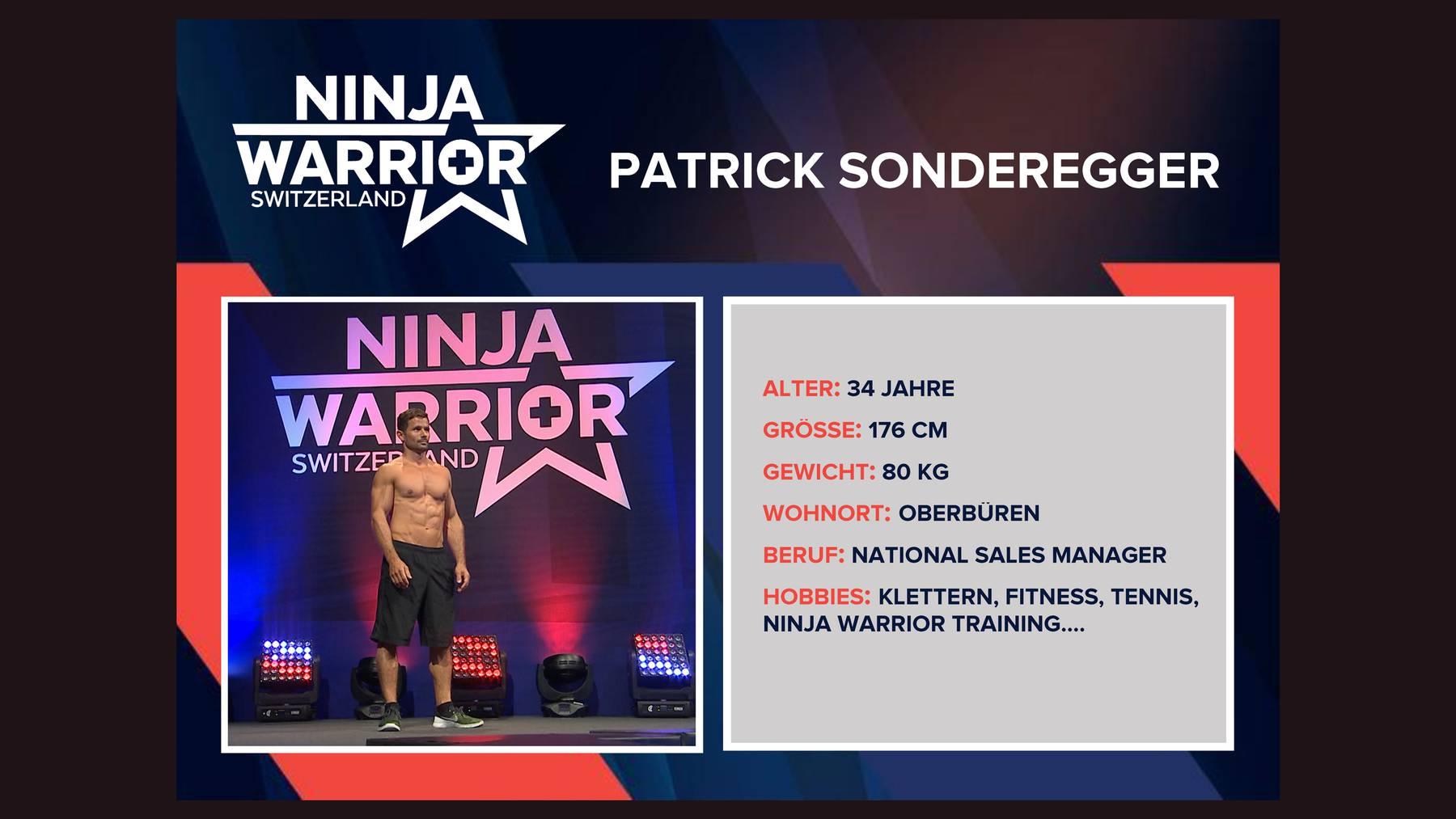 Patrick Sonderegger
