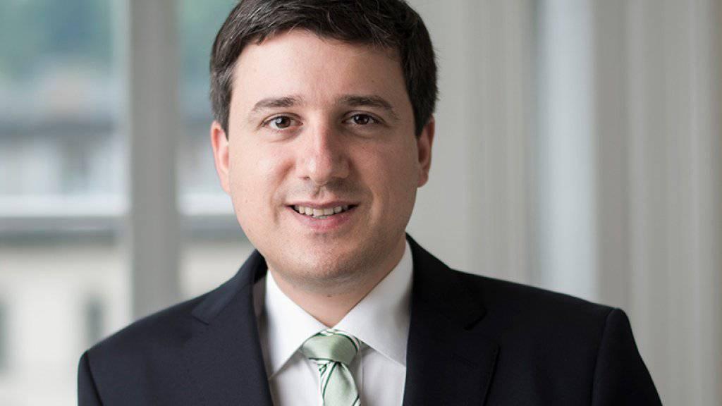 Der Grüne Landrat Mathias Zopfi (35) will für den Kanton Glarus in den Ständerat einziehen.