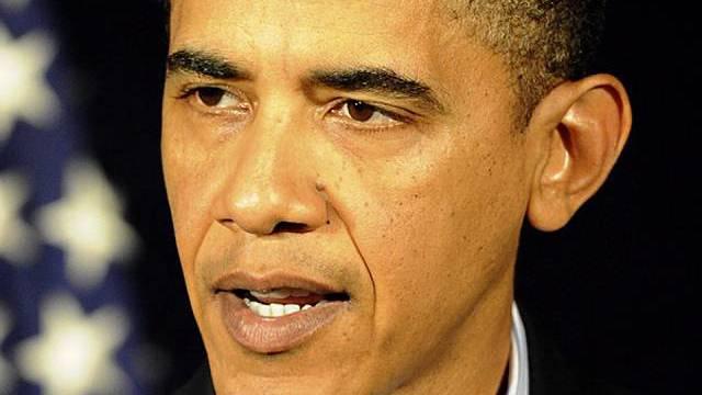 Präsident Obama rügt die US-Geheimdienste