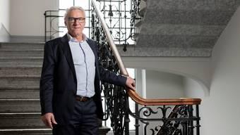 Das Verhältnis zur Swatch Group habe sich plötzlich verhärtet, sagt Patrik Ducrey, Direktor der Wettbewerbskommission.