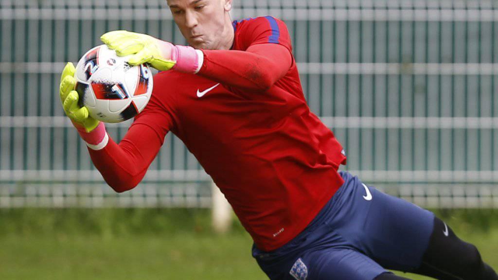 Joe Hart kehrt nach England in die Premier League zurück