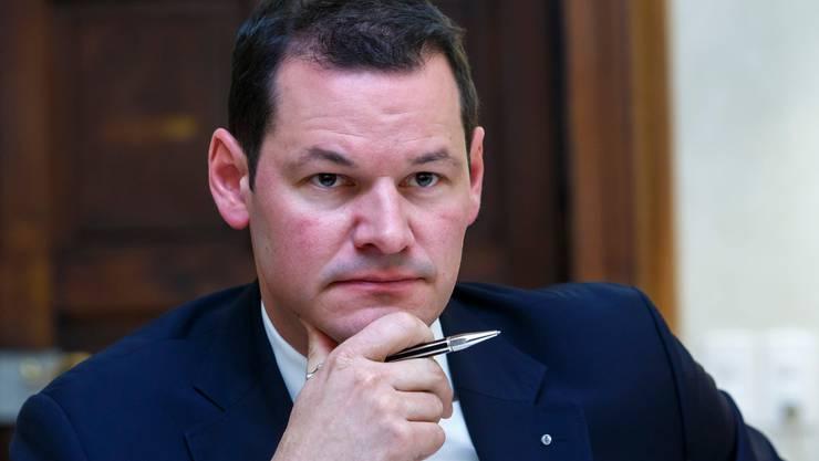 2017 kandidierte er für die FDP als Bundesrat, nun ist Pierre Maudet aus der Genfer Regierung zurückgetreten.
