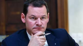 2017 kandidierte er für die FDP als Bundesrat, nun ist Pierre Maudet nicht mal mehr Mitglied der Partei.