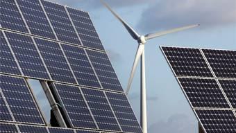 Die Energiewende stellt auch die Kantone vor grosse Herausforderungen.