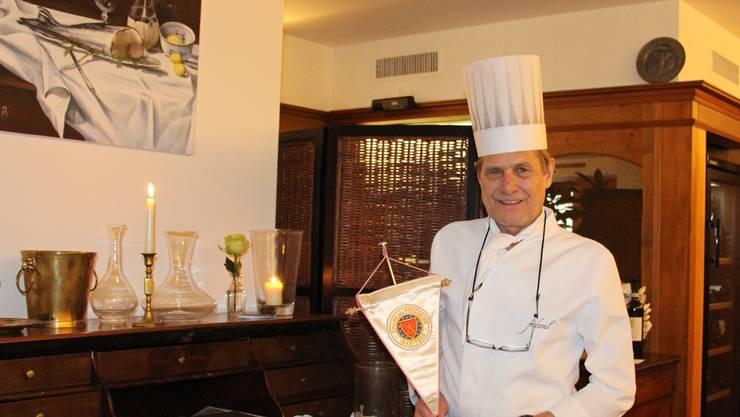 Rudolf Zünd (63) hat das «Federal» wieder zu einer Adresse für Feinschmecker gemacht.