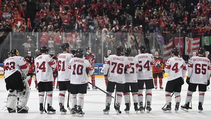 Nach dem Sieg gegen Kanada fragt man sich: Was ist der Schweiz an dieser WM zuzutrauen?
