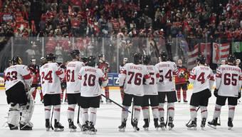 Eishockey-WM 2017 Tag 8 Schweiz - Kanada