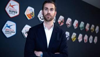 Claudius Schäfer, seit 2012 CEO der Swiss Football League.