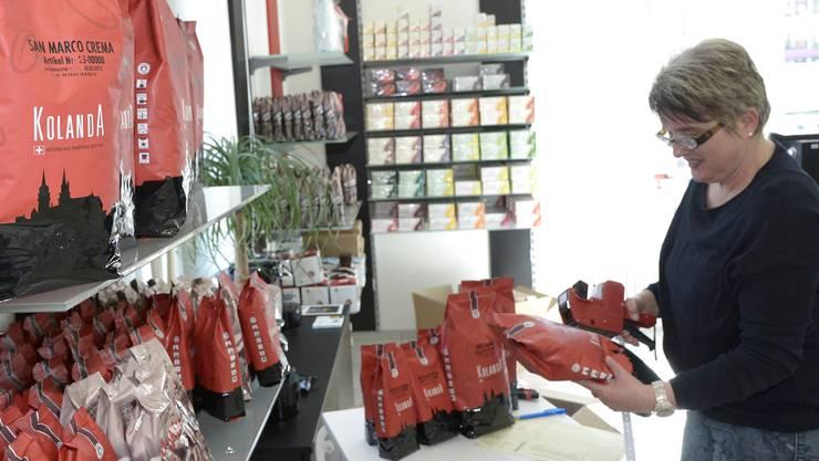 Der Kolanda-Fabrikladen wird an der gleichen Adresse in neuen Räumen weitergeführt. Nicole Nars-Zimmer