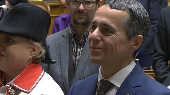 Bundesratswahl: Die wichtigsten (und witzigsten) Momente im Video