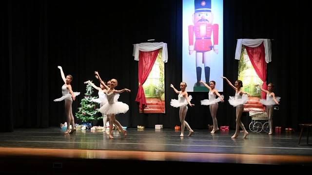 «Der Nussknacker» getanzt von der Ballettschule Barbara Bernard