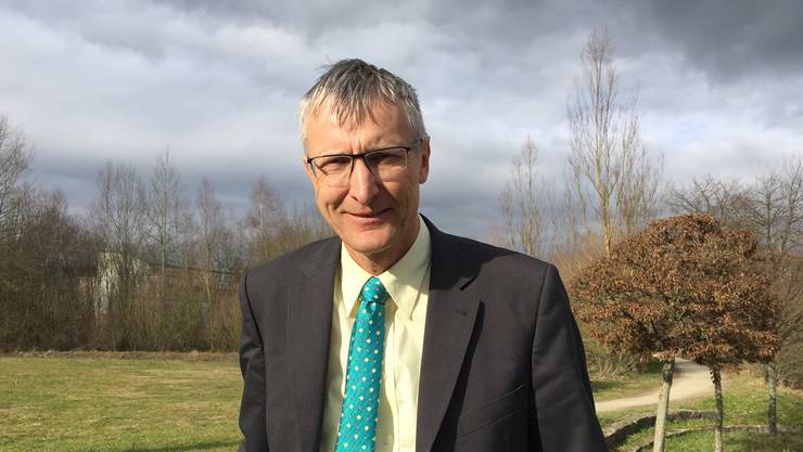 Peter Rytz ist ehemaliger Gemeindeammann und engagiert sich als Co-Koordinator im Referendumskomitee. MEI