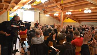 Gemeindeversammlung Egerkingen