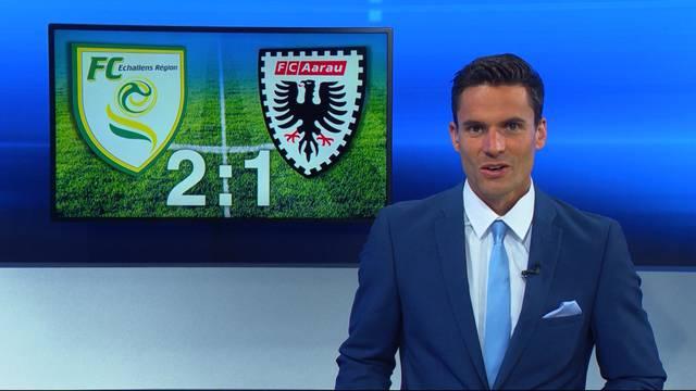Alle Aargauer Clubs ausgeschieden