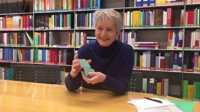 Jacqueline Fehr im Interview