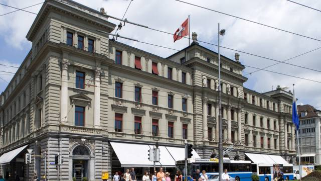 Das Bundesgericht am Schweizerhofquai in Luzern (Archiv)