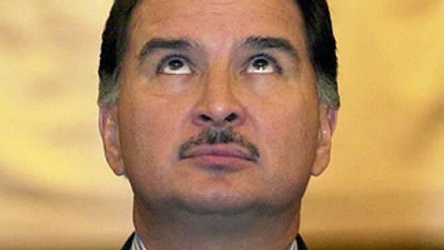 Ex-Präsident von Guatemala: Alfonso Portillo (Archiv)