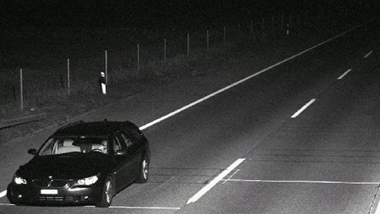 Der 18-Jährige war am Sonntag mit dem Auto seines Vaters viel zu schnell unterwegs.