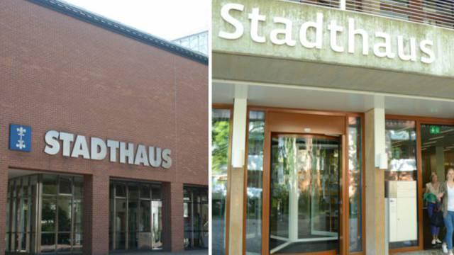 Stadthaus Dietikon und Stadthaus Schlieren