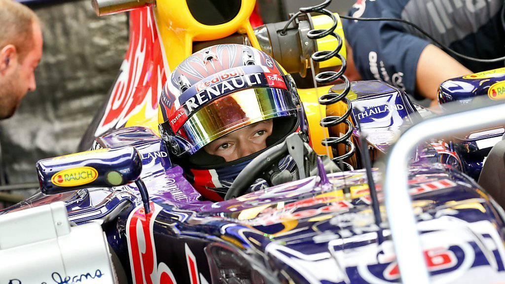 Red Bull muss weiter auf Renault bauen