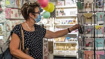 Eine Maskenpflicht in den Läden wäre durchaus sinnvoll.