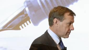 Zurich-Chef Martin Senn tritt ab
