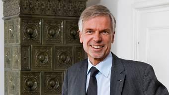 Will den Karriereknick von 2009 ausbügeln: Herbert H. Scholl.Albrecht