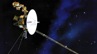 Seit 35 Jahren unterwegs: Die US-Raumsonde Voyager