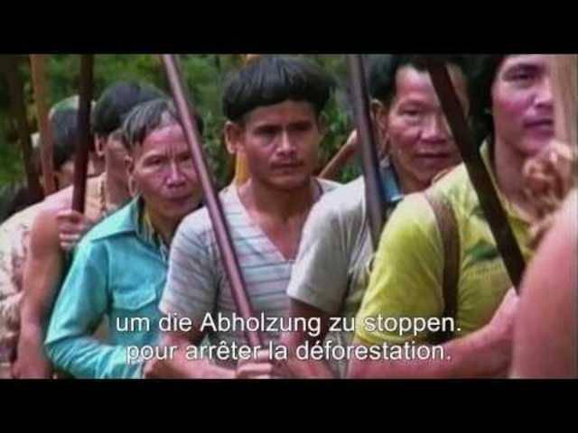 OFFICIAL TRAILER: The Borneo Case - Bruno Manser lebt weiter