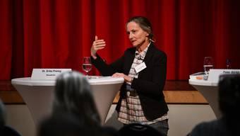 Erika Preisig will in Flüh ein Sterbehospiz einrichten.