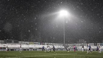 Fussball, Challenge League: FC Wil - FC Aarau (23.1.21)