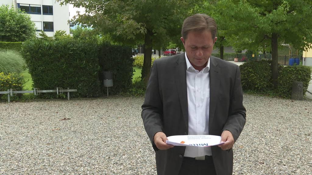 Parteiversammlung: St.Galler CVP soll zu «Die Mitte» werden