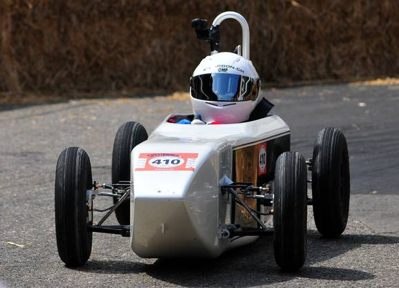 Bruno Menzi war als Sechster in der Kategorie C4 der schnellste Schweizer